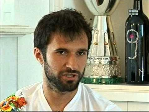 Reportaza TV IN iz Rima: MIRKO VUCINIC [part 2/3]