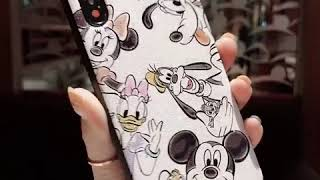MADE TO CUDDLE MAGNETIC STEALTH IRON CARTOON PRINT APPLE IPHONE PNONE CASES