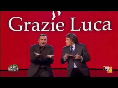 Crozza nel Paese delle Meraviglie – Crozza-Montezemolo: 'Ma dalla Ferrari sono andato via io o mi hanno cacciato?'