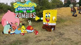 Spongebob And Angry birds Vs Zombies-Bowser12345