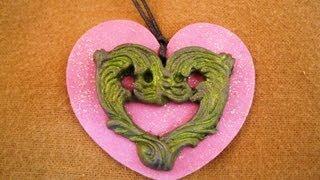 Heart Ornaments by Miriam Joy