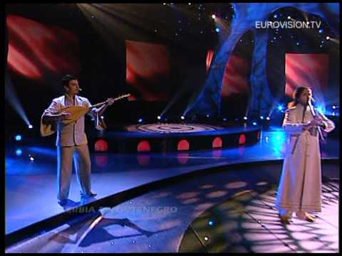 Zeljko Joksimovic - Lane Moje (Serbia &amp; Montenegro) 2004 Eurovision Song Contest