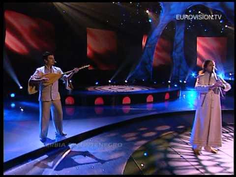Zeljko Joksimovic - Lane Moje (Serbia & Montenegro) 2004 Eurovision Song Contest