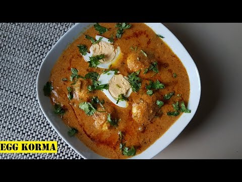 Egg Korma || Anda Korma recipe in hindi by Hani