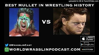 Best Mullet in Wrestling Finals - Ultimate Warrior vs Undertaker
