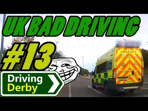 UK Bad Driving (Derby) #13