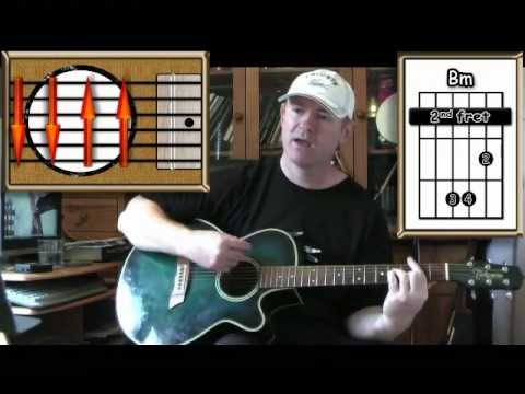 Comfortably Numb - Pink Floyd - Acoustic Guitar Lesson