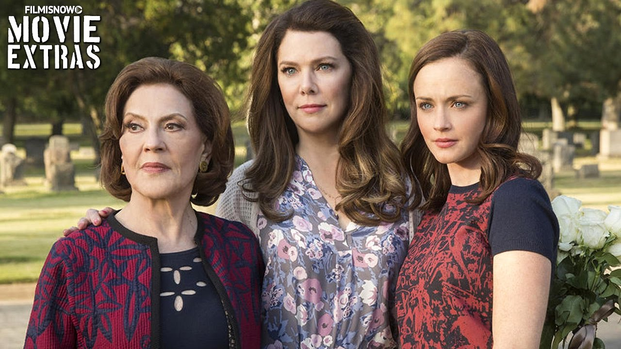 Gilmore Girls: A Year in the Life 'We're Back' Featurette - Netflix (2016)