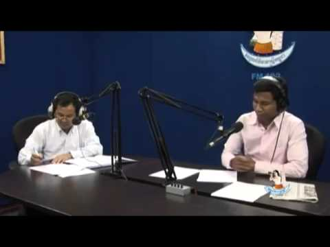 Radio Khmer News Women Media Center of Cambodia on 08 August 2013