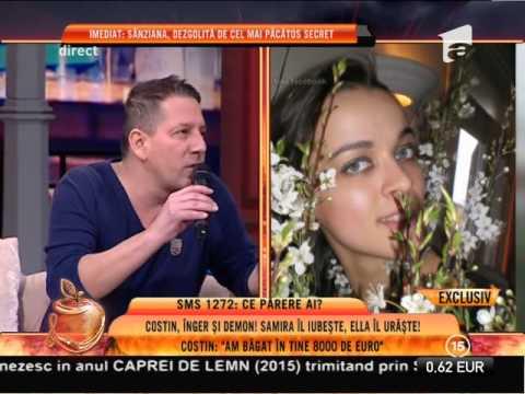 Iubita lui Costin Mărculescu, dată afară de Dan Capaos din emisiune!