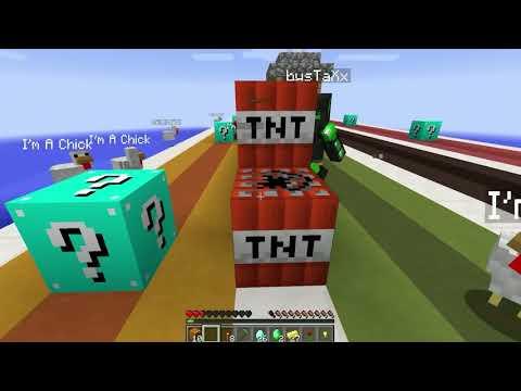 NUEVOS PELIGROS!! c/ sTaXx   NEW Lucky Blocks Epic Race