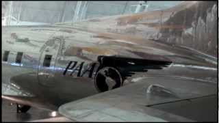 Virginia Pan Am Boeing 307 StratoLINER not StratoCRUISER!