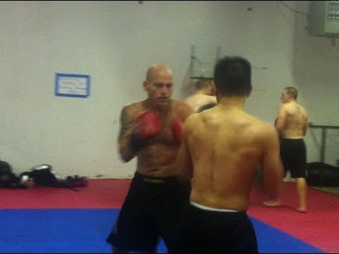 Training for My First MMA Cage Fight Update Image 1
