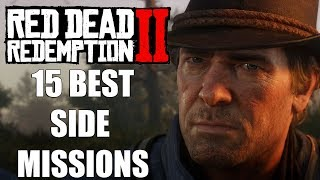 15 Best Side Questlines In Red Dead Redemption 2 You Need To Play