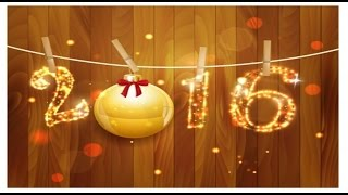 Happy New Year 2016 SMS Wishes Greetings HD Images