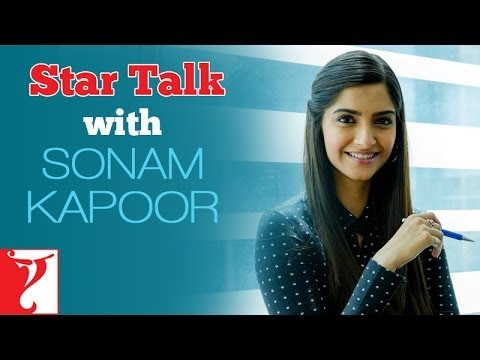 Star Talk With Sonam Kapoor - Bewakoofiyaan