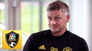 Ole Gunnar Solskjaer on Manchester United's vision for the future | Premier League | NBC Sports