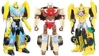 BEST of Bumblebee Transformers Robots in Disguise Decepticon Island Showdown  Adventure!