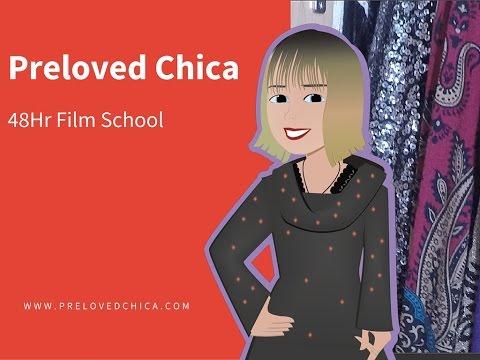 48Hr Film School Scholarship Video With James Wedmore - Elene Marsden