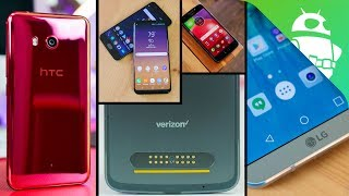 Best Android Phones of 2017 (So Far)