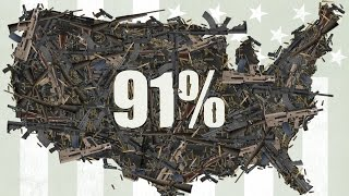 91%: A Film About Guns in America (Official Trailer)