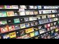 Como é uma loja de games nos Estados Unidos?