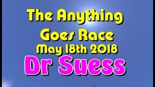 Anything Goes Race 2018 05 18 Dr Seuss