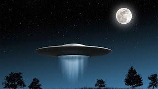 История встречи с НЛО