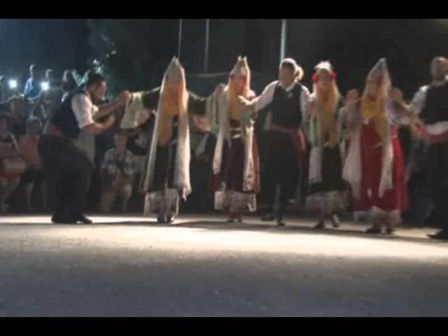 """Φεστιβάλ Κυκλαδικής Γαστρονομίας """"Νικόλαος Τσελεμεντές"""" - Σίφνος 2014"""