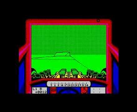 ZX Spectrum: Stunt Car Racer