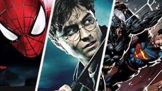 Cinema10 TV #20 - Batman vs Superman, O espetacular Homem-Aranha 2, Thor 2, Harry Potter...