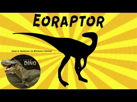 Eoraptor: Dinosaur of the Day