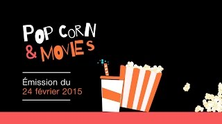 Popcorn & Movies - Luxfilmfest daily show by Orange