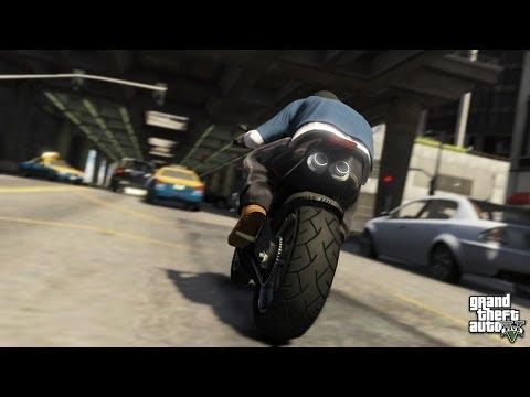 GTA 5 Stunt Montage II