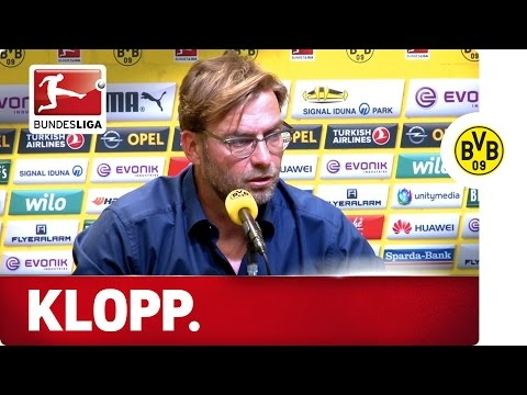 Jürgen Klopp Announces His Departure From Borussia Dortmund