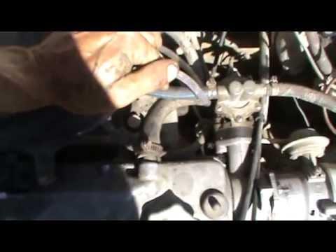 Видео как проверить работу двигателя автомобиля