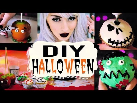 DIY: Halloween Party | Brittany Balyn