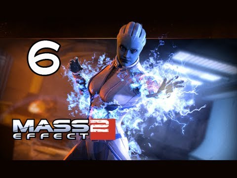Mass Effect 2 Gameplay Walkthrough - Part 6 Lair Of The Shadow Broker Dlc video