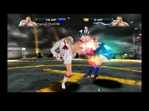 Tekken Card Tournament игра на Андроид и iOS