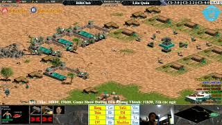 C2T5 AoE 44 Random BiBiClub vs Liên Quân POW ngày 17-10-2017