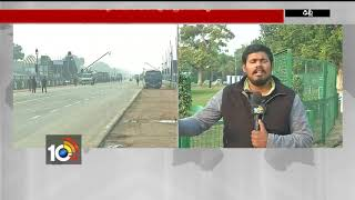 Republic Day Rehearsal In Delhi