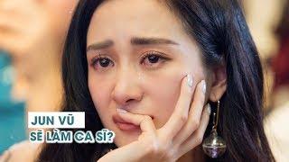 Jun Vũ thẳng thắn đáp trả khi bị cho không có khả năng làm ca sĩ