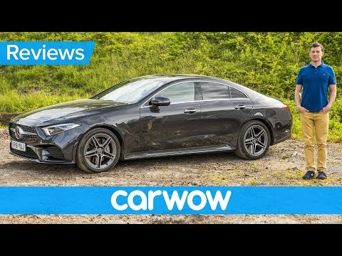 New Mercedes CLS 2019 in-depth review   carwow Reviews