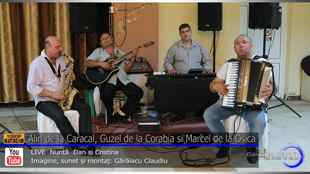 Alin, Guzel si Marcel | Colaj HORA LIVE | Nunta Dan si Cristina | Muzica de Petrecere si Voie Buna