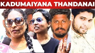 Pollachi Issue | Chennai People Reactions