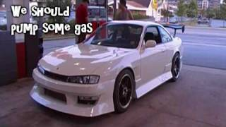 Nissan 240sx silvia conversion