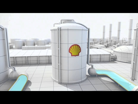 Shell LNG - tomorrow's fuel today. A new, cleaner, transport fuel
