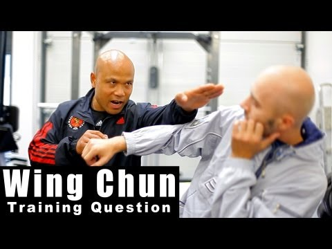 Wing Chun Techniques - Is tan da most effective.Q2 Image 1