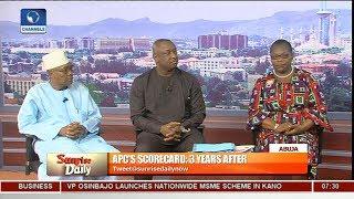 Keyamo Argues Buhari Govt Has Delivered As Ezekwesili, Mohammed Score APC Govt Low Pt.1