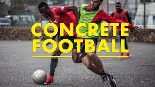 "Netlfix ""Concrete football"" review : Riyad Mahrez used to dribble around Guinea Pigs ?"